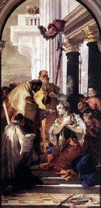 ultima Comunione di Santa Lucia (Santi Apostoli, Venezia)