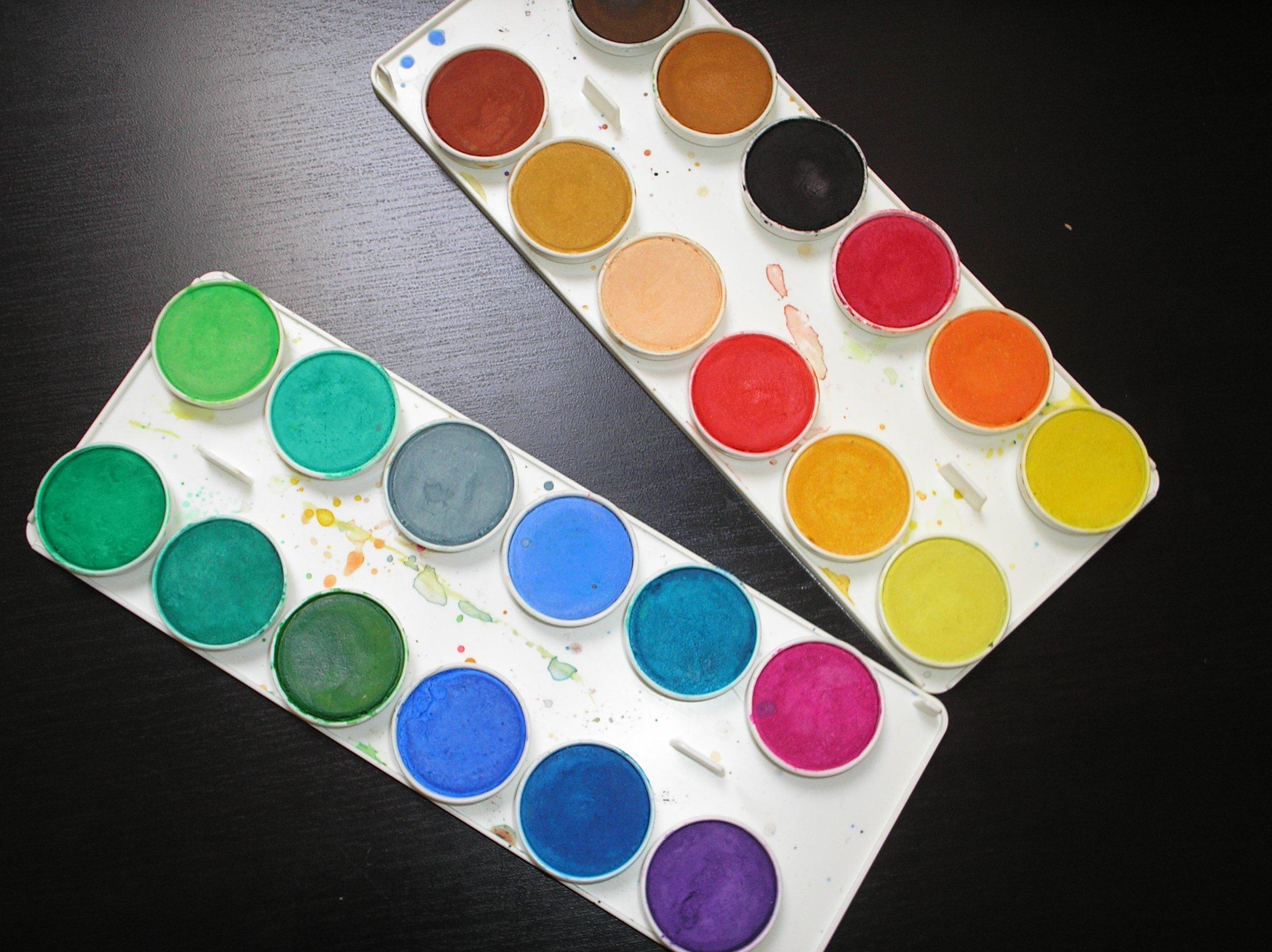 Colori In Luce Correggio i pigmenti. breve saggio sulle leggi della luce e della