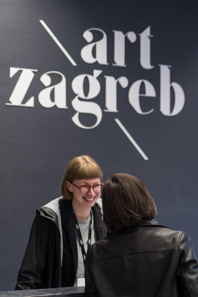 ART ZAGREB 2019.  Centoparole incontra Darius Bork
